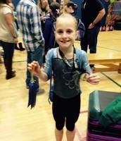 Catherine Wins Gold!