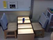 Game Center-Light Table