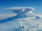 Anvil Shaped Cloud
