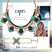 Get the look:Capri