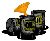 Why oil is a :