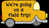 Field Trip is this Thursday!!!