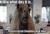 THURSDAY 2 HOUR DELAY - PROFESSIONAL DEVELOPMENT