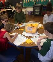 Exploring number riddles through base 10 blocks