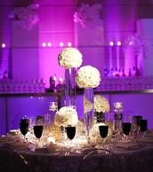 Designer Tables & Lighting