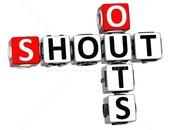 GUEST SHOUT OUTS