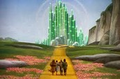 Unfortunately, i'm afraid we are not in Kansas anymore 😔  We are located in OZ! Right off the Yellow Brick Road.