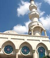 Mosque of Omar Ibn Al-Khattab in Maiccao