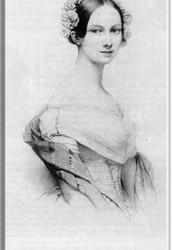 Lucille Grahn (1819-1907)
