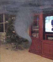 Tornado in my Family Room