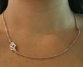 Sidewinder Necklace
