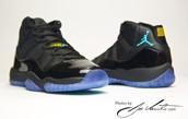 De Gamma blue