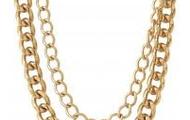 Gold La Coco Curbchain