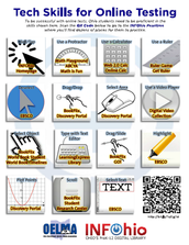 INFOHIO tech skills for online testing pearltree - Whitelist