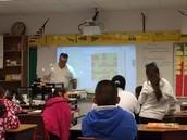 Mr. Hobbs's 5th Grade Math Class