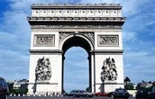 History of the arc de triomphe