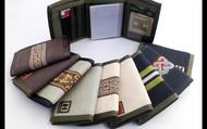 Tri-Fold Hemp Wallets
