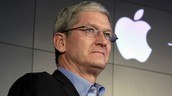 Tim Cook: Top Influential People of 2015 #3