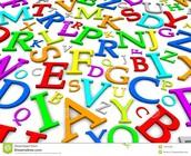 Letters veranderen