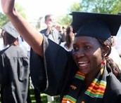 Beatrice Graduating