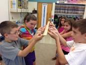 Grade 5 team building
