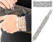 Casablanca Bracelet Reg $79 -50% sale $40