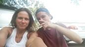 Daretta  & Zach