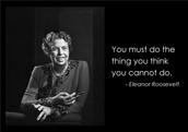 Eleanor Roosevelt: ELA Hero of the Month for September