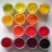 Cadmium Colored Pigments