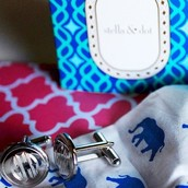 ENGRAVED CUFF LINKS FOR HIM