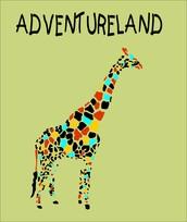 Adventureland T-shirts...for the kids!