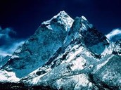 The Temperature on Mt.Everest everyday