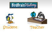 Bird Brain History