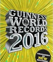 Guinness World Record 2016