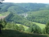 The Oesling Rigid Plateau