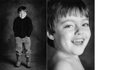 Mac Miller cuando era un niño pequeño