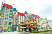 Lego land resort