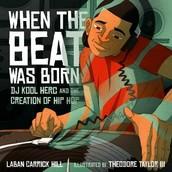 John Steptoe Award: When the Beat Was Born