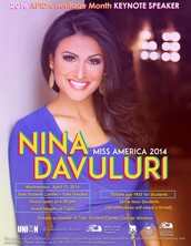 Miss America: Nina Davuluri