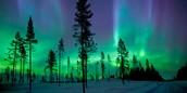 Aurora (aka polar light)