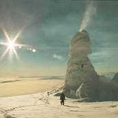 Ледяные башни