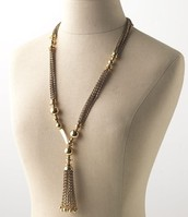 Bianca Tassle Necklace