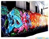Graffiti Building