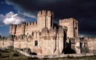 Facade of the Templar Castle