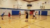 Boys basketball has started!