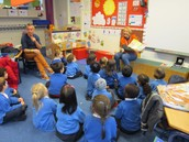 Mystery Reader time