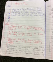 Making predictions and inferring