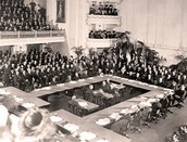 1919- (January- june 28) Treaty of Versailles