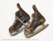 How have hockey skates changed?