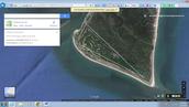 Area of Bald Head Island